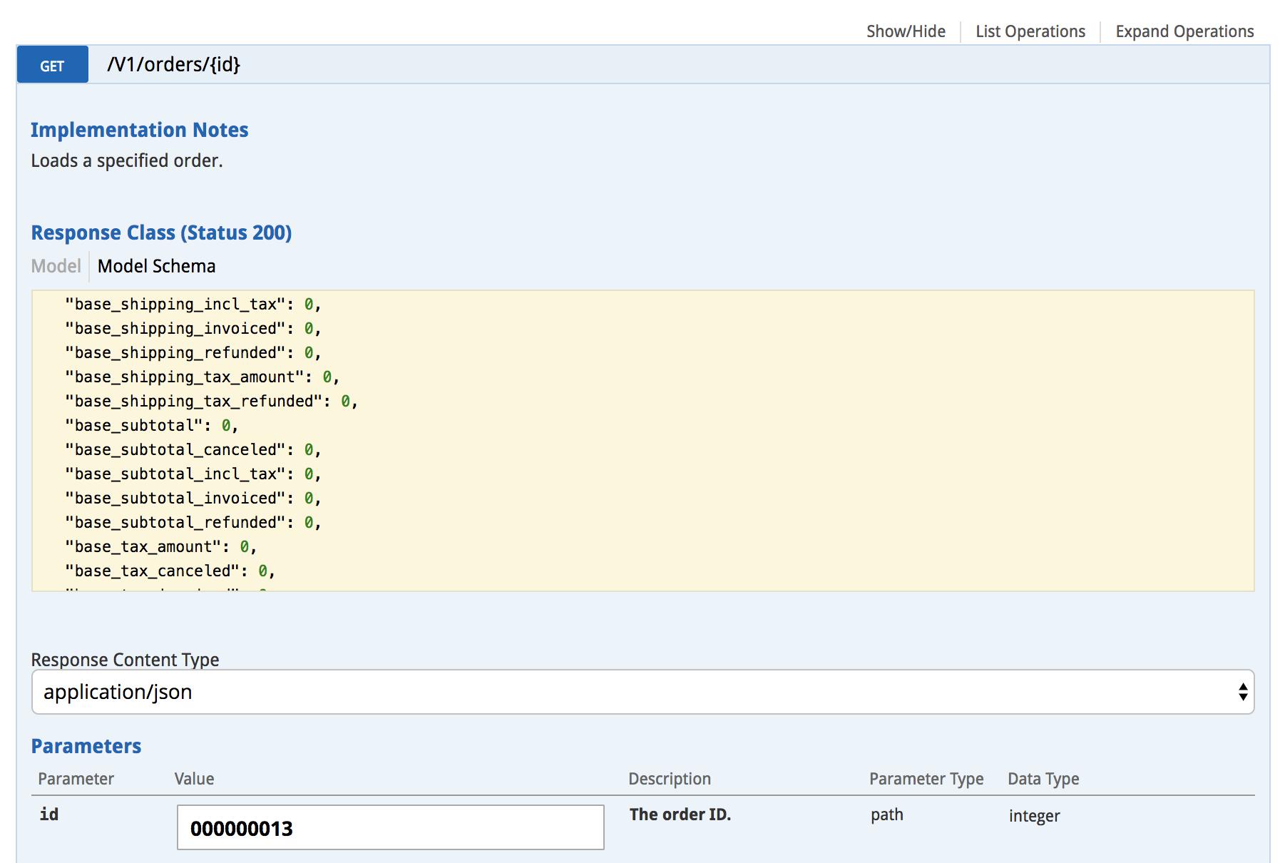 Magento 2 API Documentation