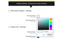 PDF Customiser backend settings - choose colours to match your brand in Magento 2 (Thumbnail)