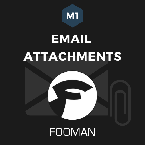 Fooman Email Attachments (Magento 1)