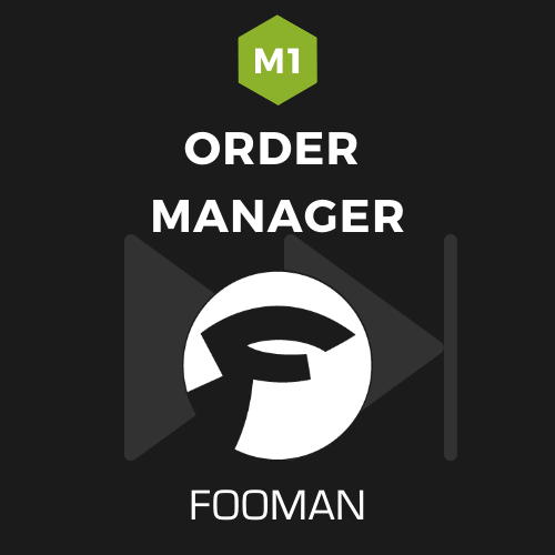 Fooman Order Manager (Magento 1)