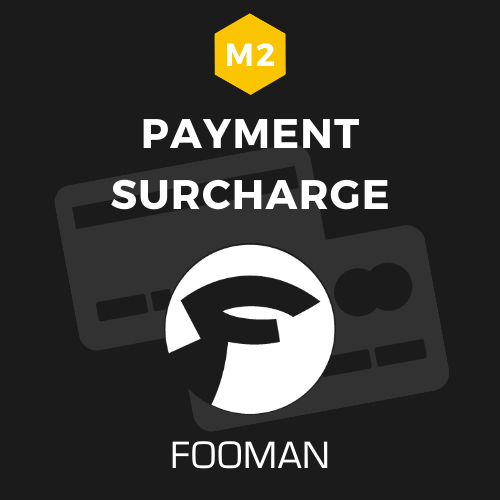 Fooman Payment Surcharge (Magento 2)