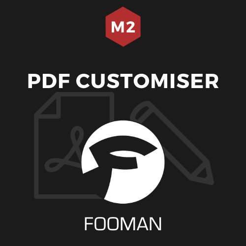 Fooman PDF Customiser (Magento 2)